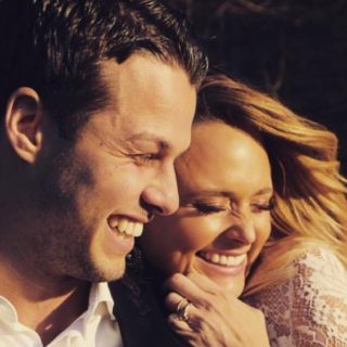 Miranda Lambert and Brendan Mcloughlin's wedding