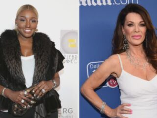 Nene Leakes Lisa Vanderpump