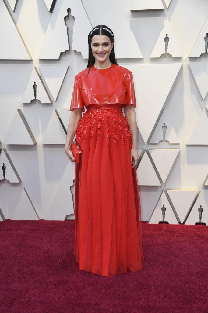 Rachel Weisz 91st Annual Academy Awards - Arrivals