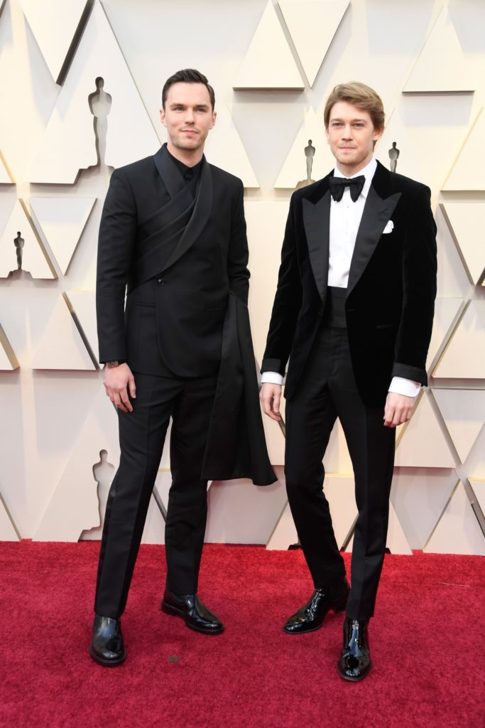 Nicholas Hoult and Joe Alwyn 91st Annual Academy Awards - Arrivals