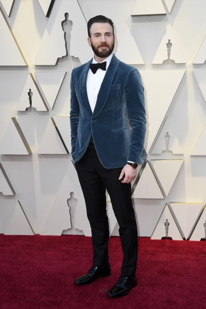 Chris Evans 91st Annual Academy Awards - Arrivals