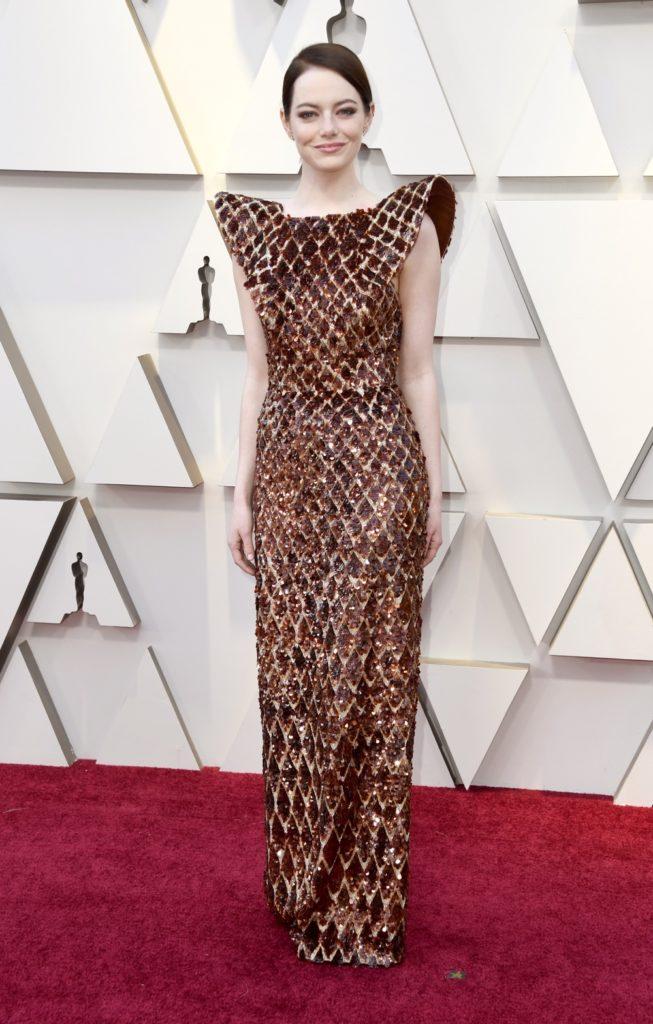 Emma Stone 91st Annual Academy Awards - Arrivals