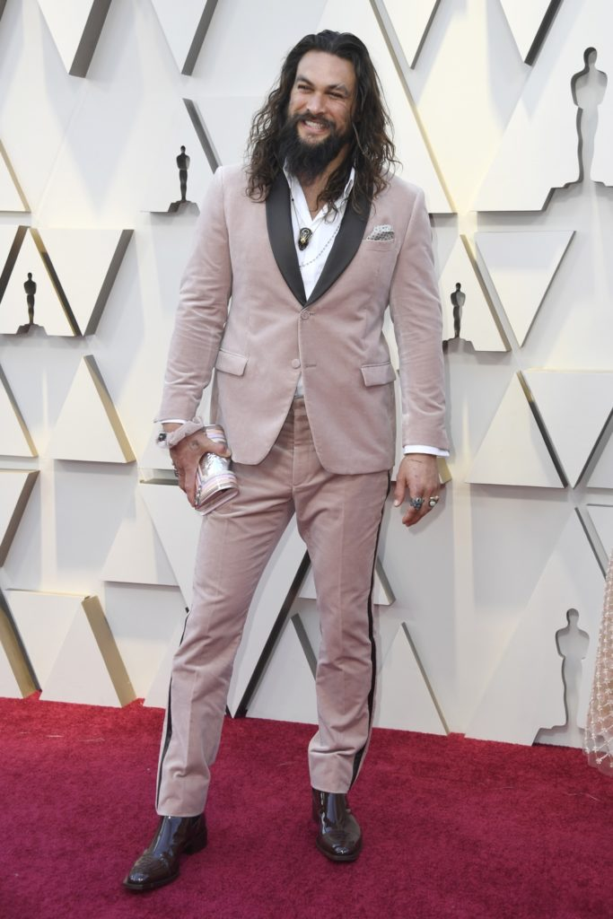 Jason Mamoa 91st Annual Academy Awards - Arrivals