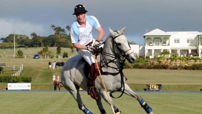 Prince Harry Visits Barbados - Day 3