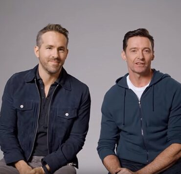 Hugh Jackman and Ryan Reynolds