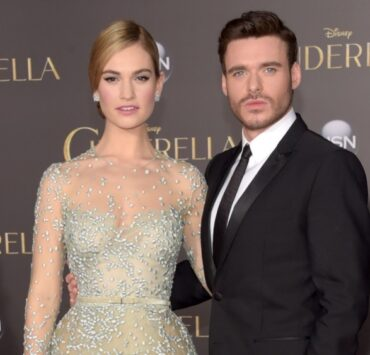 """Lily James and Richard Madden Premiere Of Disney's """"Cinderella"""" - Arrivals"""