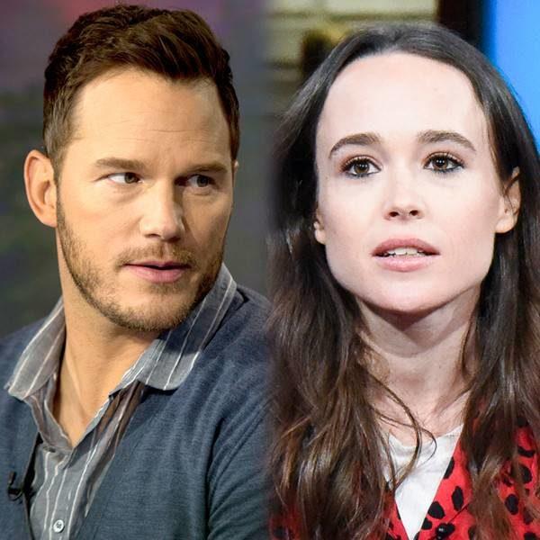 Chris Pratt Responds to Ellen Page's Claim About His Church 2