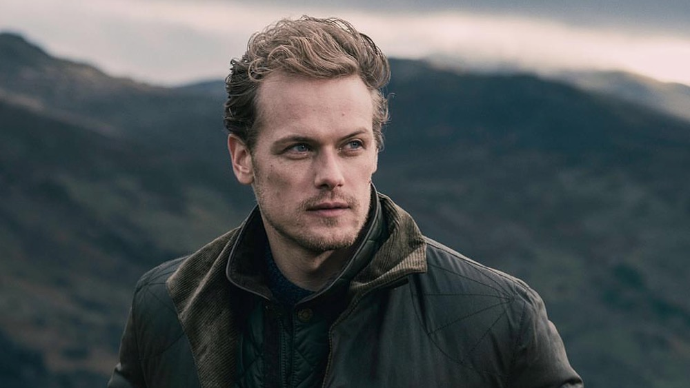 Sam Heughan Shares a Peak of SAS: Red Notice - Socialite Life