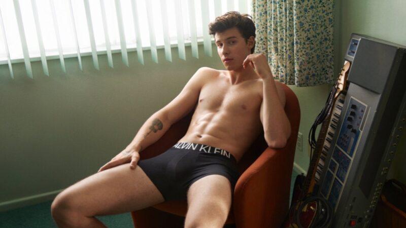 Shawn Mendes Calvin Klein Underwear Campaign