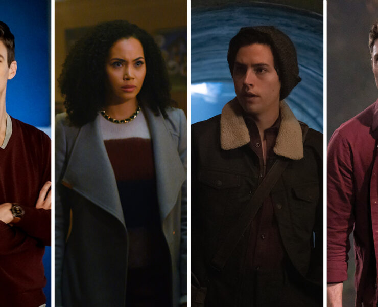 CW Renews 'The Flash,' 'Charmed,' 'Riverdale,' 'Supernatural,' 6 More 5