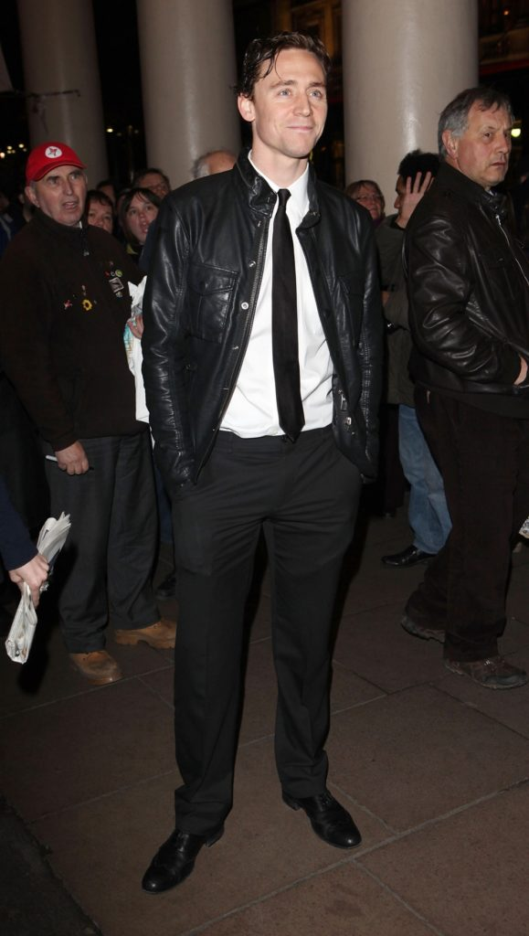 Tom Hiddleston Flare Path - Gala Preview - Arrivals