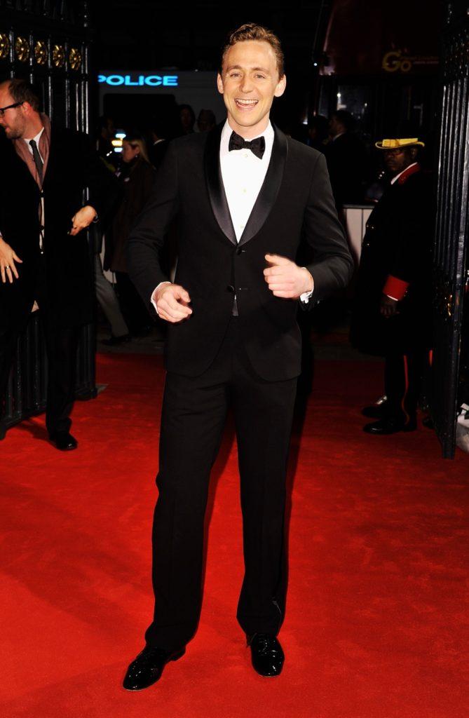 Tom Hiddleston 56th BFI London Film Festival: Awards - Red Carpet Arrivals