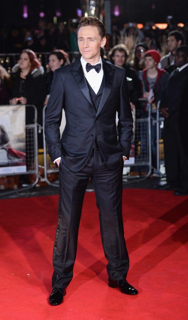 """Tom Hiddleston """"Thor: The Dark World"""" - World Premiere - Red Carpet Arrivals"""