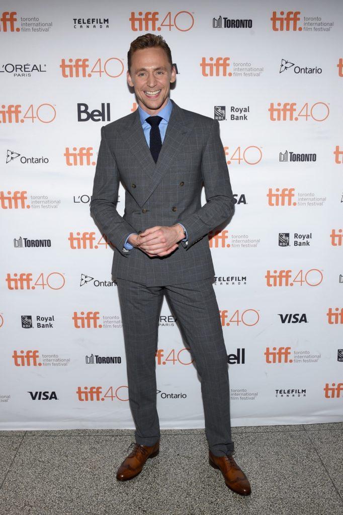 "Tom Hiddleston 2015 Toronto International Film Festival - ""High-Rise"" Premiere"