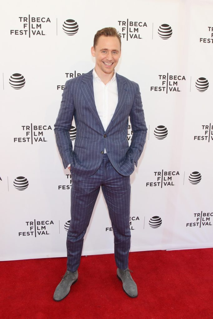 Tom Hiddleston Tribeca Film Festival Screening Of AMC's The Night Manager With Panel Featuring Actor Tom Hiddleston And Director Susanne Bier