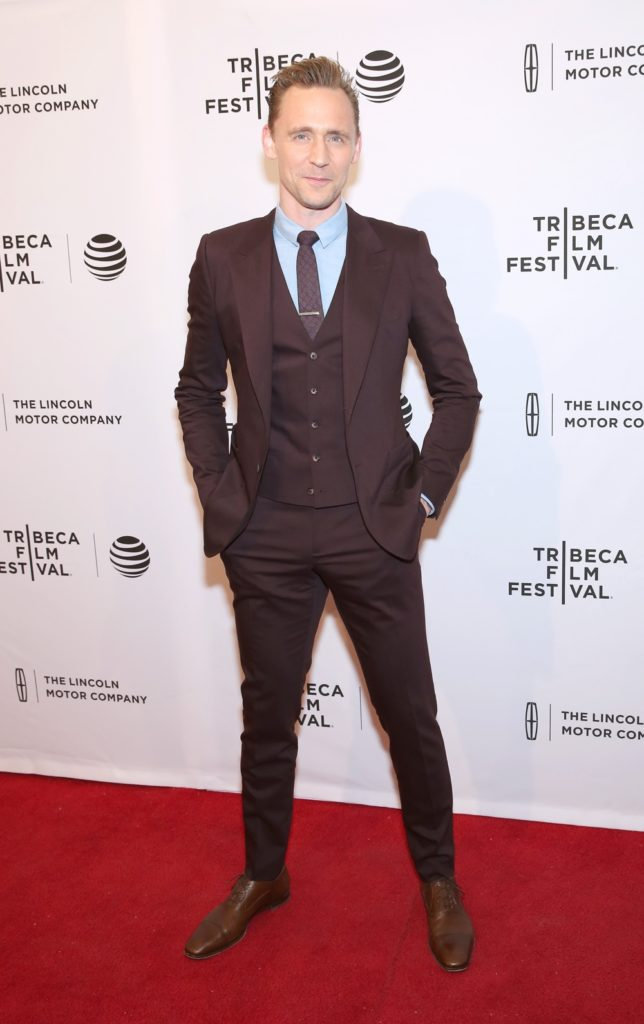 "Tom Hiddleston ""High-Rise"" Premiere - 2016 Tribeca Film Festival"