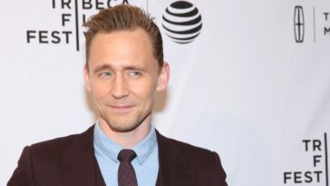 "Tom Hiddleston ""High-Rise"" Premiere - 2016 Tribeca Film Festival"