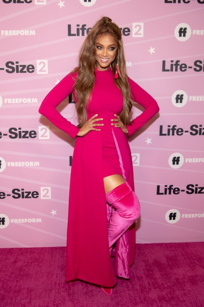 "Tyra Banks ""Life Size 2"" World Premiere - Arrivals"