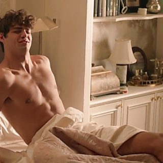 Noah Centineo Shirtless