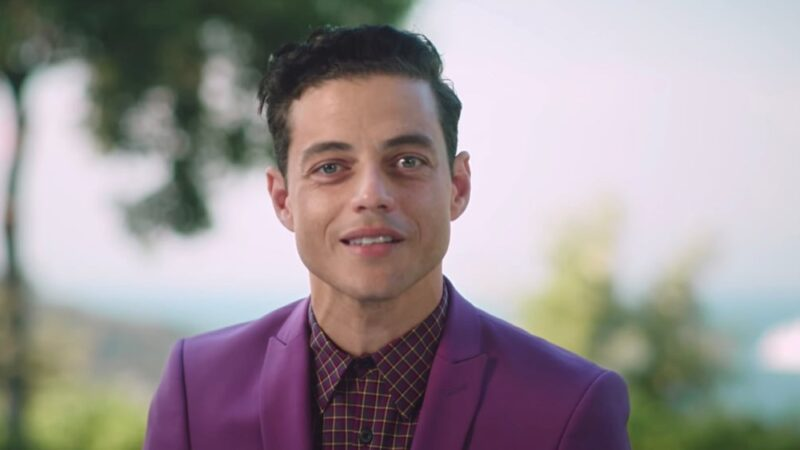 Rami Malek I'm A Fan video for Mandarin Oriental hotels