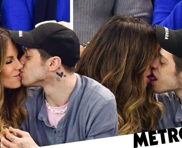 Pete Davidson Goes in on Tongues With Kate Beckinsale Confirming Romance Rumors 1