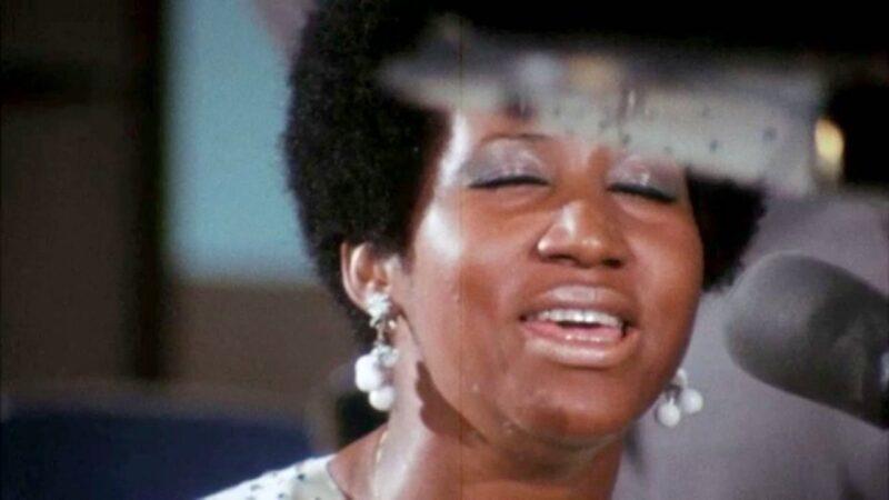 Aretha Franklin Amazing Grace