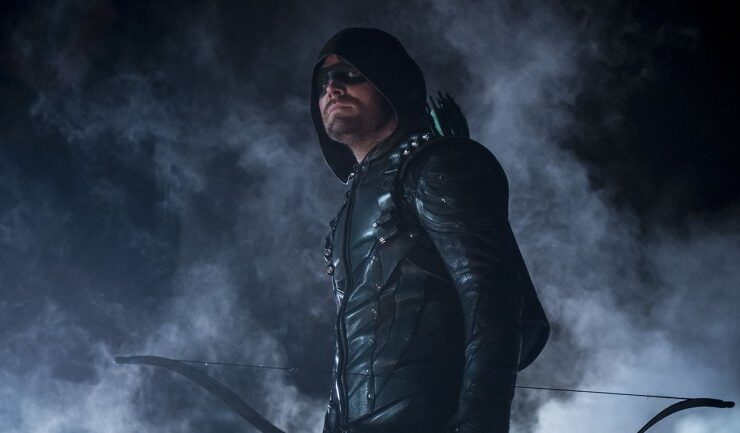 ArrowWill End After 8 Seasons This Fall 1