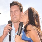 Bethenny Frankel and Jason Hoppy Real Style Live at Tanger Outlets at the Arches
