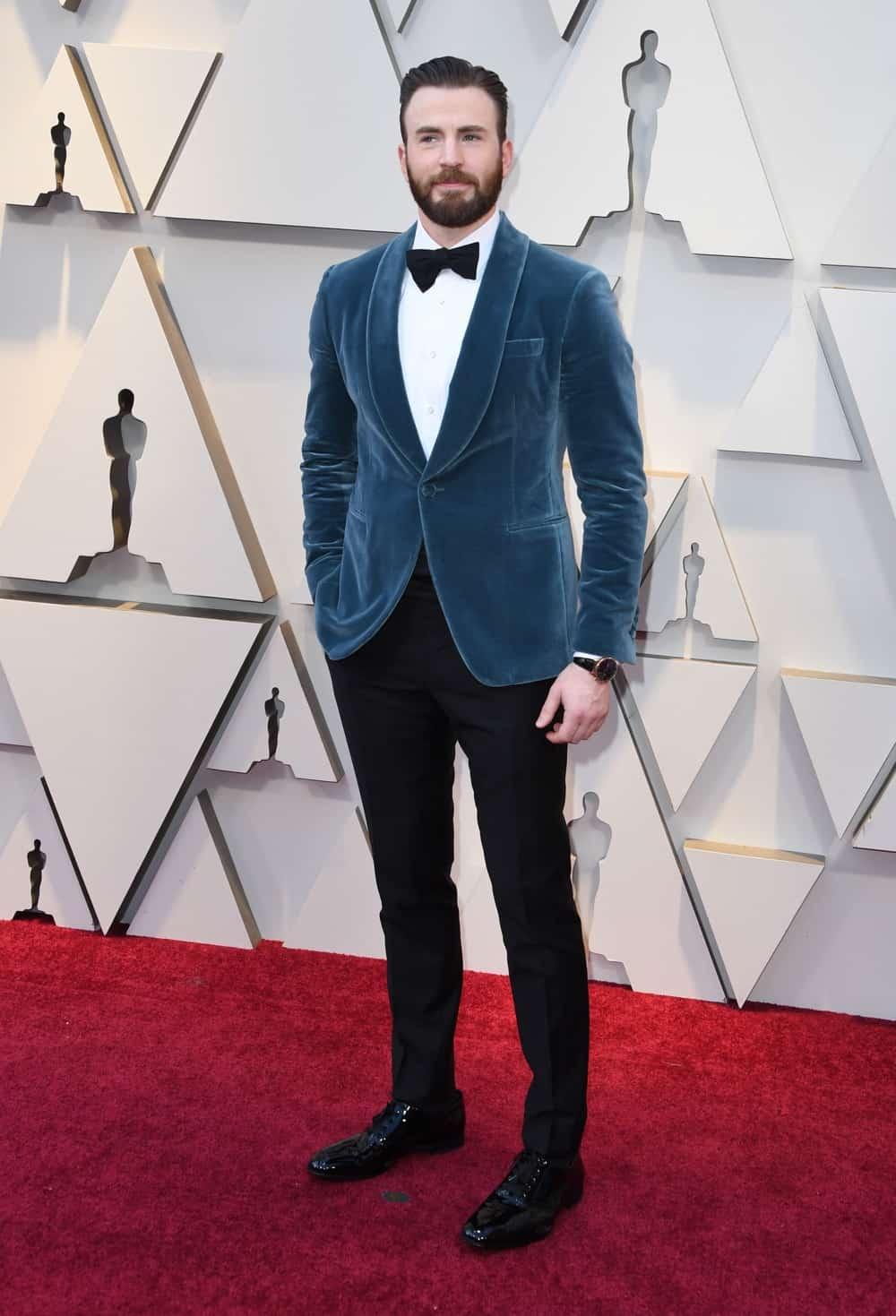 Chris Evans Oscars