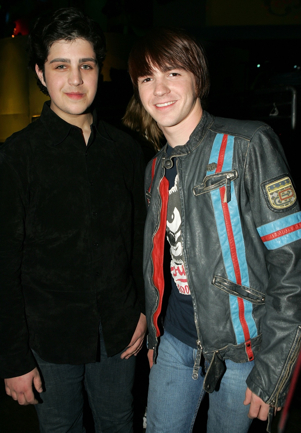 Drake Bell and Josh Peck 18th Annual Kids Choice Awards - Backstage