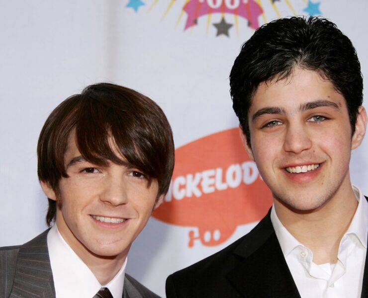 Drake Bell and Josh Peck 19th Annual Kid's Choice Awards - Arrivals