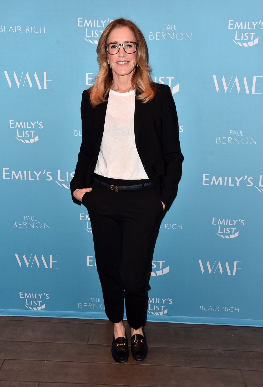 Felicity Huffman EMILY's List 2nd Annual Pre-Oscars Event - Arrivals