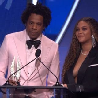 Beyoncé and Jay-Z GLAAD Media Awards