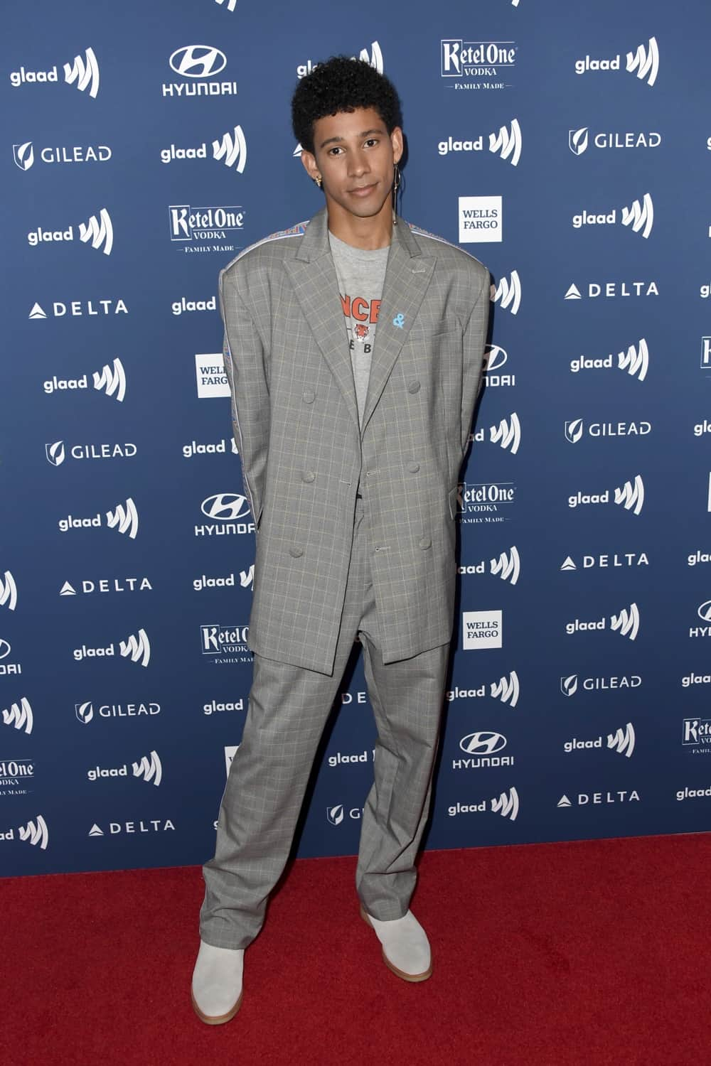 30th Annual GLAAD Media Awards - Arrivals