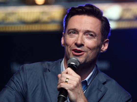 Hugh Jackman Media Announcement