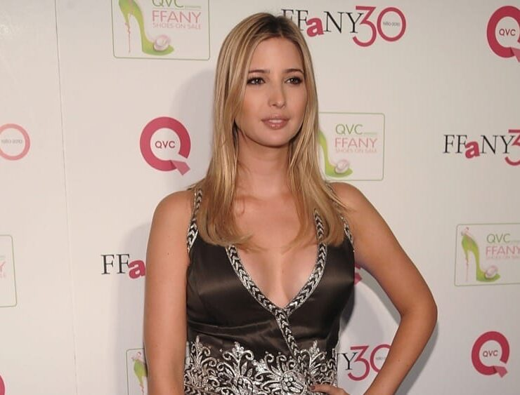 """Ivanka Trump QVC Presents """"FFANY Shoes on Sale"""" Benefit for Breast Cancer Research and Education - Arrivals"""