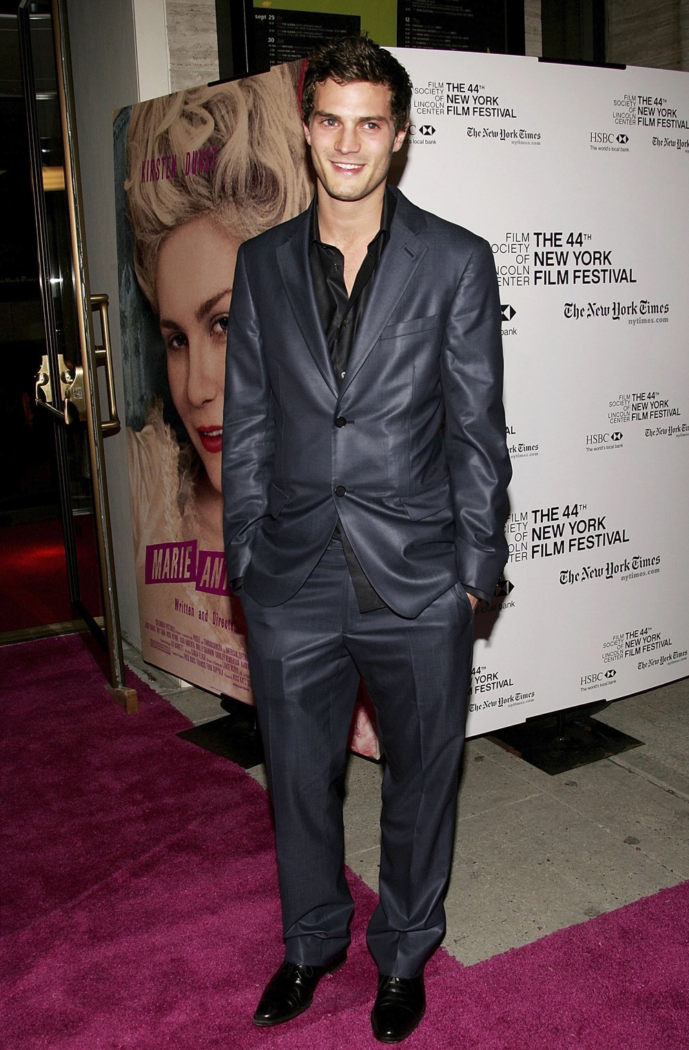 Jamie Dornan Columbia Pictures Presents Marie Antoinette At The New York Film Festival