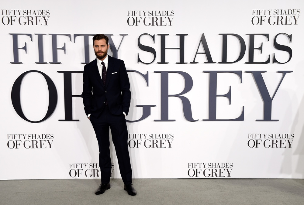 "Jamie Dornan ""Fifty Shades Of Grey"" - UK Premiere - Red Carpet Arrivals"