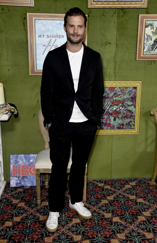 "Jamie Dornan HBO Films' ""My Dinner With Herve"" Premiere - Arrivals"