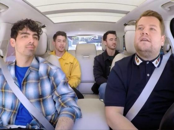 Jonas Brothers James Corden