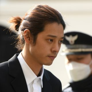Jung Joon-young SKOREA-SOCIAL-MUSIC-GENDER-CRIME
