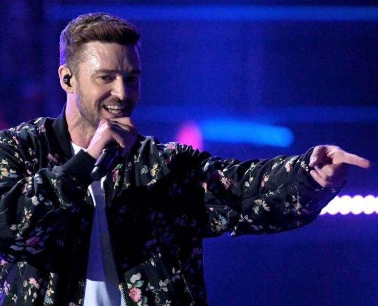 Justin Timberlake 2018 iHeartRadio Music Festival - Night 2 - Show