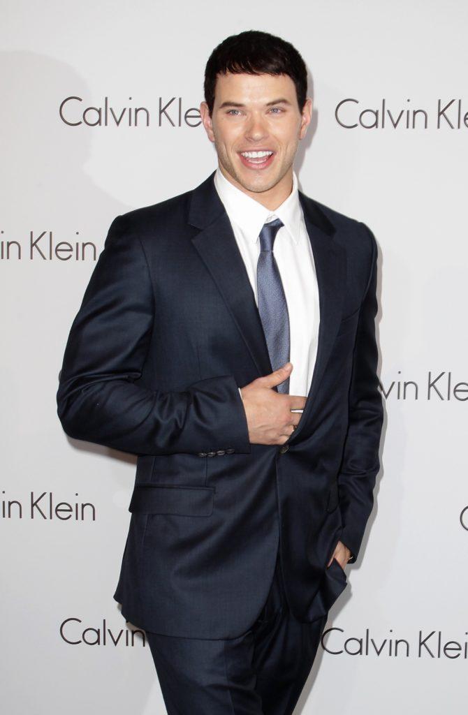 Kellan Lutz World Of Calvin Klein - Mercedes Benz Fashion Week Spring/Summer 2011