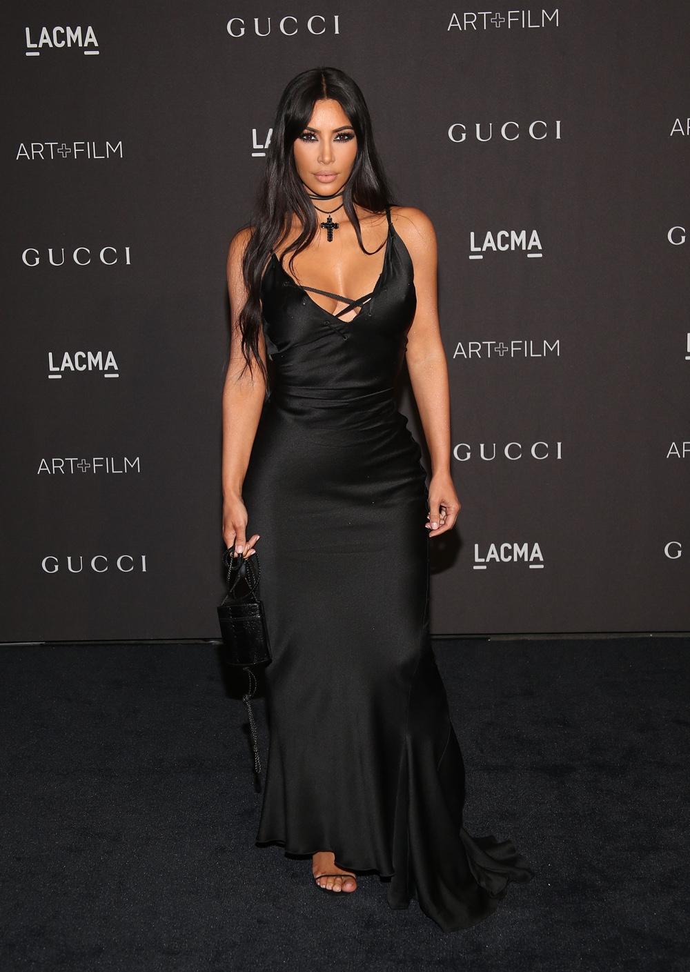 Kim Kardashian 2018 LACMA Art + Film Gala - Arrivals