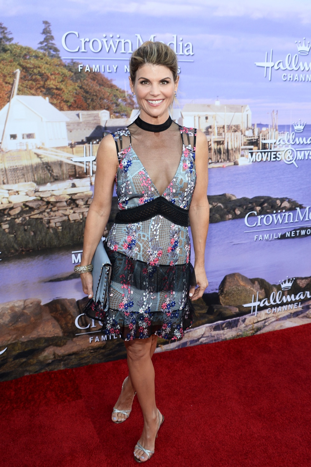 Lori Loughlin Hallmark Channel And Hallmark Movies And Mysteries Summer 2016 TCA Press Tour Event - Arrivals