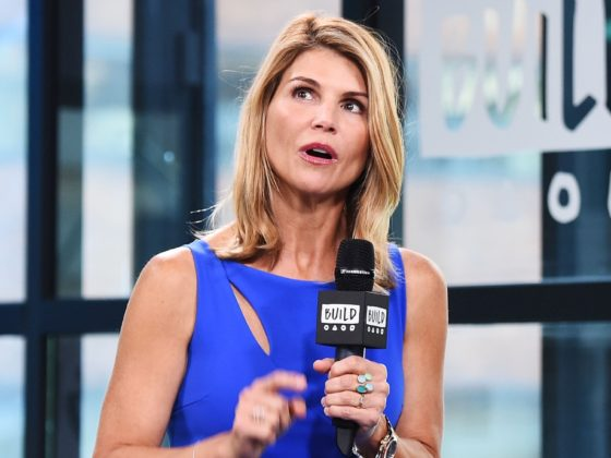 "Lori Loughlin Build Presents Lori Loughlin Discussing The Show ""Fuller House"""
