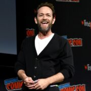 Luke Perry New York Comic Con 2018 - Day 4