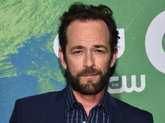 Luke Perry The CW Network's 2016 New York Upfront Presentation