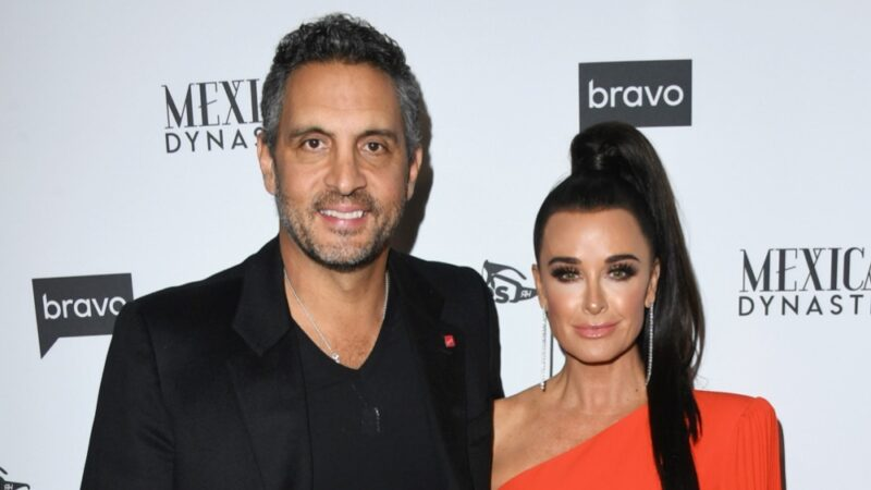 "Mauricio Umansky and Kyle Richards Bravo's Premiere Party For ""The Real Housewives Of Beverly Hills"" Season 9 And ""Mexican Dynasties"" - Arrivals"