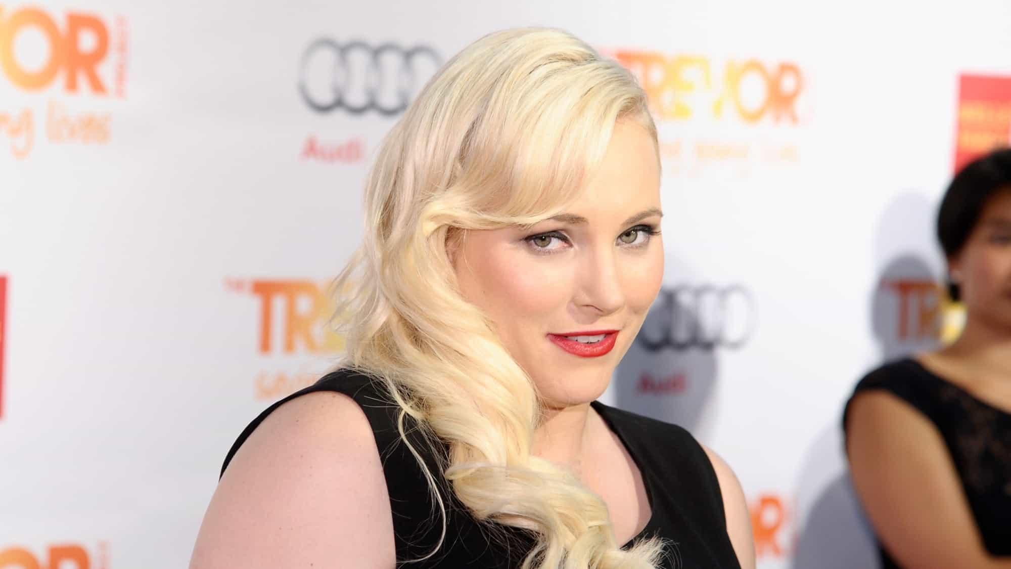 Meghan McCain Creates Instant Meme With 'Denise' Clapback